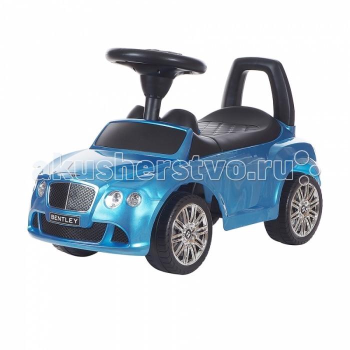 Каталка Chilok Bo Бентли 326PБентли 326PКаталка Chilok Bo Бентли 326P для детей до 6 лет. Можно кататься, отталкиваясь ножками, либо водить перед собой, держась за ручку.  Особенности: Музыкальная панель Со звуком двигателя Движение: вперед-назад Материал: упрочненный пластик Максимальный разрешенный вес: 20 кг.<br>