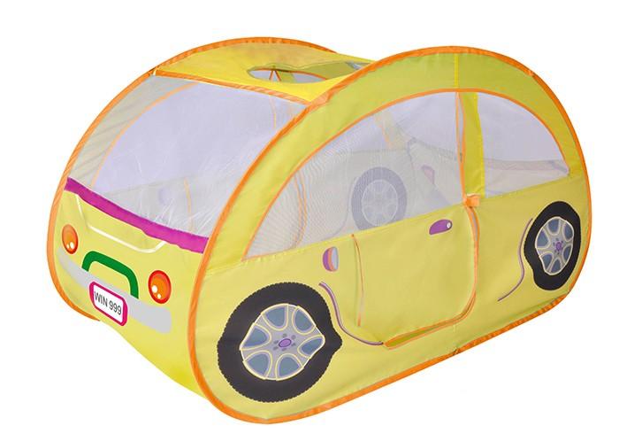 Палатки-домики Ching Ching Игровая палатка с шарами Fashion car игровой комплекс ching ching дом дерево оранжевый 17 sl