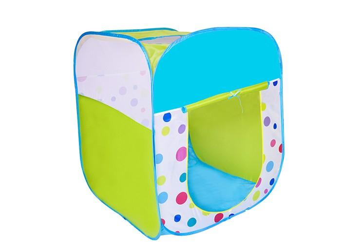 Палатки-домики Ching Ching Игровая палатка с шарами Конфетти игровые домики babyone игровой домик ching ching грибок теремок от 14