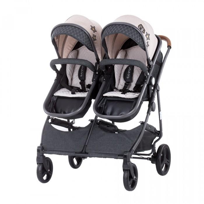 коляски для двойни и погодок Коляски для двойни и погодок Chipolino Коляска для двойни и погодок Duo Smart