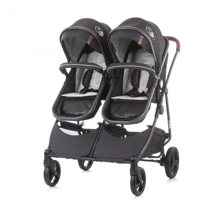 коляски для двойни и погодок hartan коляска для двойни two select Коляски для двойни и погодок Chipolino Коляска для двойни и погодок Duo Smart