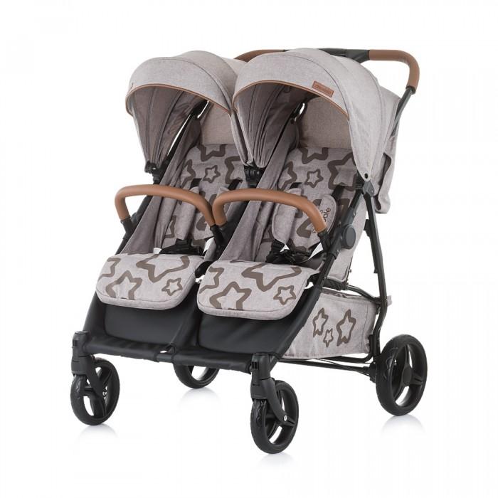 Chipolino Прогулочная коляска для двойни Passo Doble