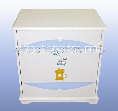 Детская мебель , Комоды Chloe & Ryan DD 907 арт: 44823 -  Комоды
