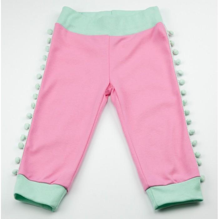 Купить Штанишки и шорты, Чудо-чадо Штанишки для девочки Радужные Единорожки ГАН30