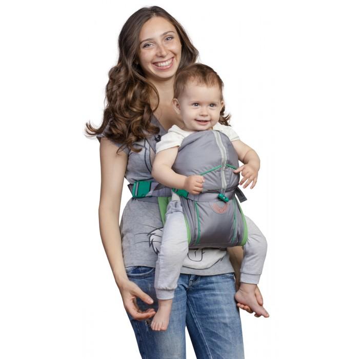 Товары для мамы , Рюкзаки-кенгуру Чудо-чадо BabyActive Lux арт: 256275 -  Рюкзаки-кенгуру