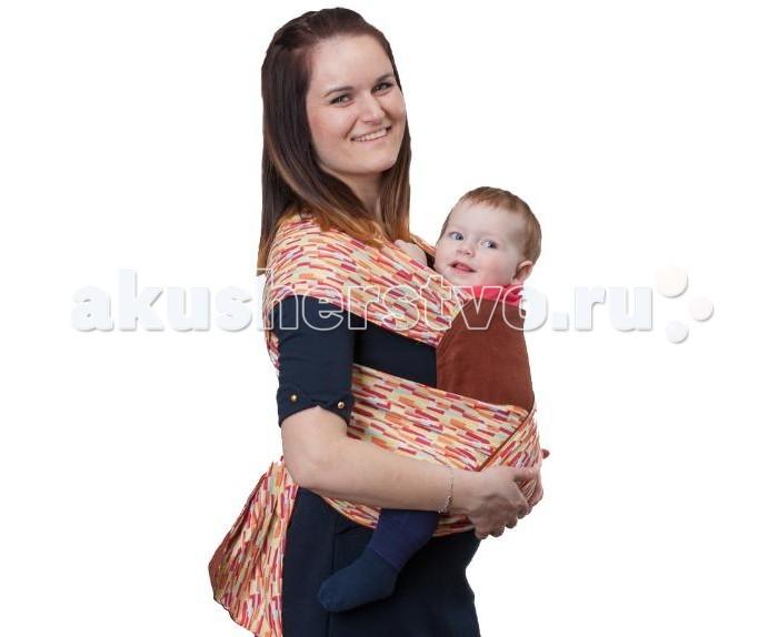 Товары для мамы , Слинги Чудо-чадо Май-слинг Мозаика арт: 325254 -  Слинги