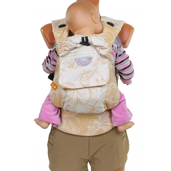 Товары для мамы , Рюкзаки-кенгуру Чудо-чадо Слинг-рюкзак Ренессанс арт: 256398 -  Рюкзаки-кенгуру