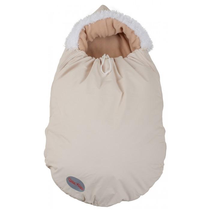 Зимний конверт Чудо-чадо Зимовенок для новорожденныхЗимовенок для новорожденныхКонверт Зимовенок для новорожденных Чудо-чадо  Конверт «Зимовенок» меньше, чем большинство конвертов. Поэтому он так хорош именно для новорожденных и подходит даже самым крошечным деткам. При этом максимальный рост для использования — 68 см, а значит, вы точно доносите сезон.  Лучшие материалы для тепла и уюта Конверт состоит из трех слоев. Сверху влагозащищенная и ветрозащищенная ткань, изнутри флис высокого качества, посередине современный утеплитель холлофан. Холлофан такой же теплый и мягкий, как натуральный пух, но в отличие от пуха, он не аллергичный, простой в уходе и очень износостойкий. Удобная форма и регулировка Трапецевидная форма конверта — внизу слегка расширяется, чтобы создать пространство для ножек. Капюшоном можно при желании укрыть лицо. Под головой утягивающая кулиска, чтобы не поддувало. Быстро снимается и надевается Конверт застегивается на две боковых молнии —так уложить и вынуть младенца гораздо быстрее, чем с одной. На выписку и на каждый день Любая из семи милых расцветок и нарядная оторочка из кучерявого меха будут отлично смотреться на фотографиях из роддома и радовать родителей изо дня в день.   Никаких торчащих швов снаружи и внутри, очень высокое качество, рассчитанное на несколько детей.<br>