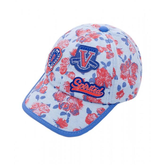 Шапочки и чепчики Чудо-Кроха Бейсболка для девочки BC-477 чудо кроха шляпка