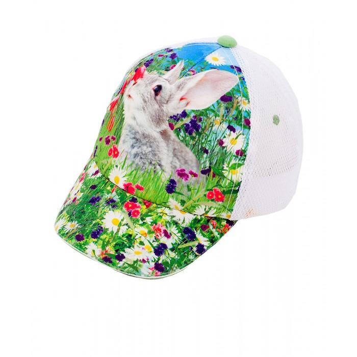 Шапочки и чепчики Чудо-Кроха Бейсболка для девочки BC-528 чудо кроха шляпка