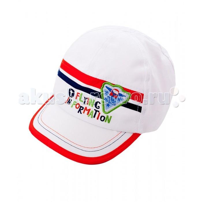 Шапочки и чепчики Чудо-Кроха Бейсболка для мальчика BC-498 чудо кроха шляпка