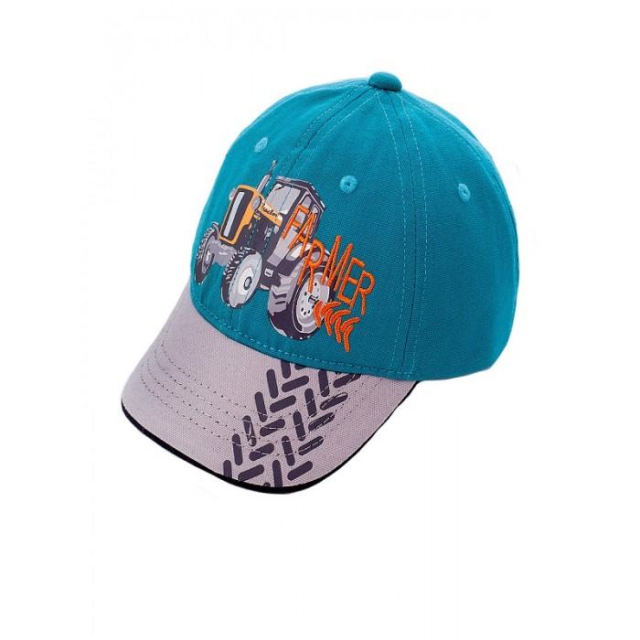 Шапочки и чепчики Чудо-Кроха Бейсболка для мальчика BC-536 чудо кроха шляпка