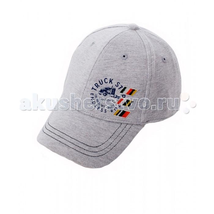 Шапочки и чепчики Чудо-Кроха Бейсболка для мальчика BC-555 чудо кроха шляпка