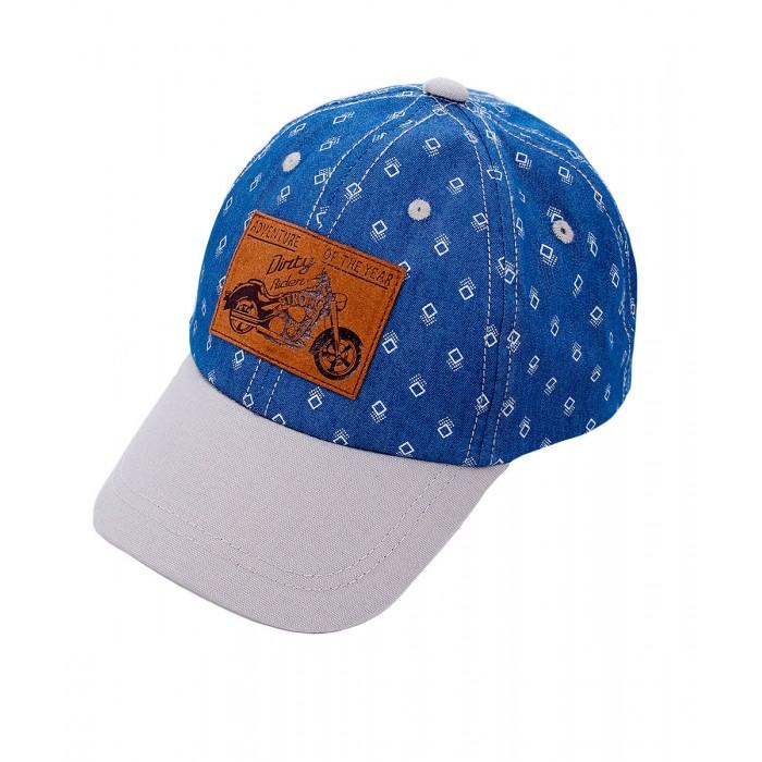 Шапочки и чепчики Чудо-Кроха Бейсболка для мальчика BC-559 чудо кроха шляпка