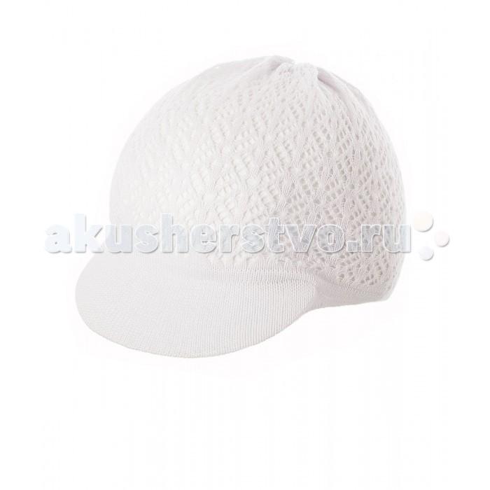 Шапочки и чепчики Чудо-Кроха Кепи для девочки Cl-15 чудо кроха шляпка