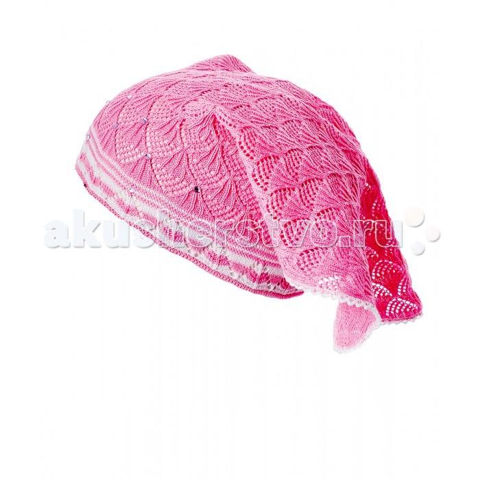 Шапочки и чепчики Чудо-Кроха Косынка для девочки Cl-09 чудо кроха шляпка
