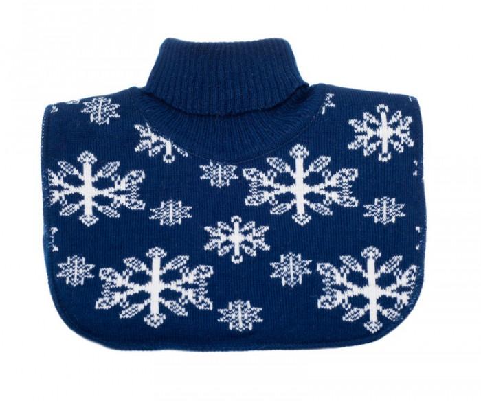 Варежки, перчатки и шарфы Чудо-Кроха Манишка детская Sc-63 варежки  перчатки и шарфы jollein шарф confetti knit
