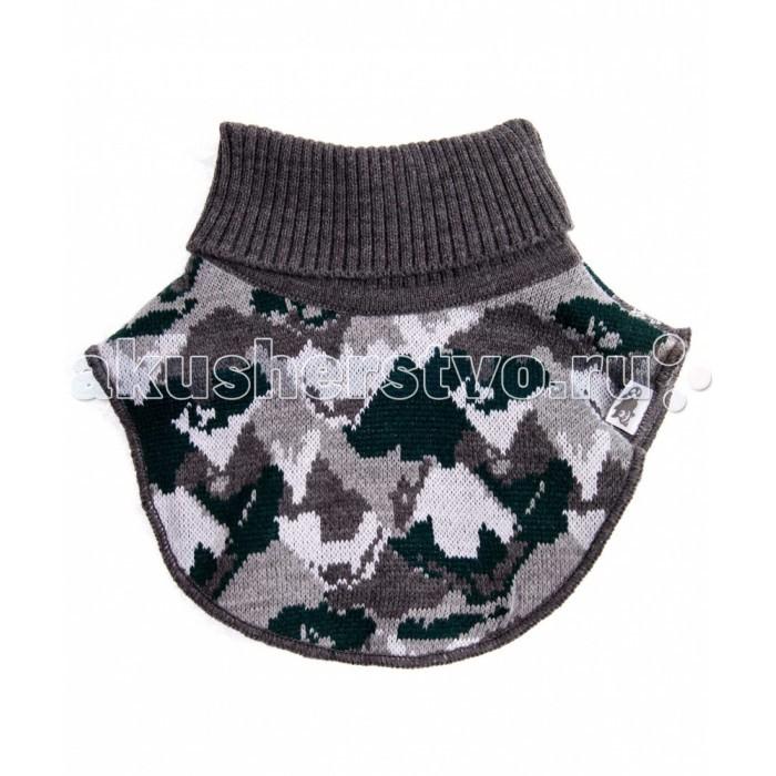Варежки, перчатки и шарфы Чудо-Кроха Манишка для мальчика Sc-57 варежки  перчатки и шарфы jollein шарф confetti knit