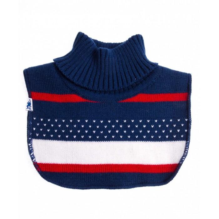 Варежки, перчатки и шарфы Чудо-Кроха Манишка для мальчика Sc-61 варежки  перчатки и шарфы jollein шарф confetti knit