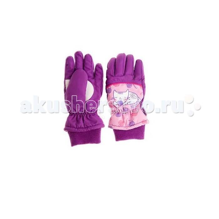 Детская одежда , Варежки, перчатки и шарфы Чудо-Кроха Перчатки для девочки G-102 арт: 408494 -  Варежки, перчатки и шарфы