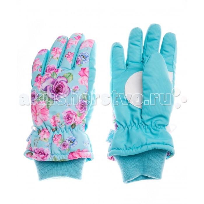 Детская одежда , Варежки, перчатки и шарфы Чудо-Кроха Перчатки для девочки G-105 арт: 408594 -  Варежки, перчатки и шарфы
