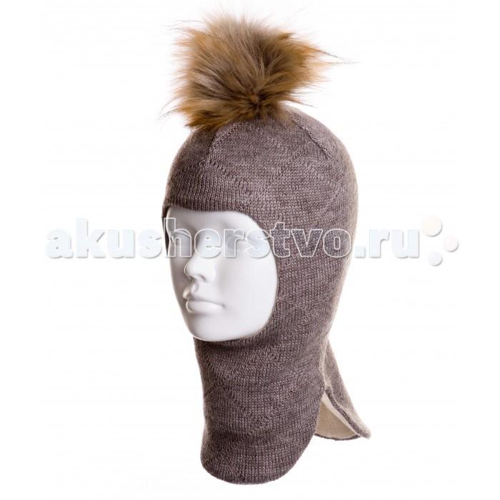 Детская одежда , Шапочки и чепчики Чудо-Кроха Шапка-шлем детский Cb-20 арт: 401044 -  Шапочки и чепчики