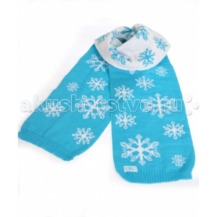 Варежки, перчатки и шарфы Чудо-Кроха Шарф для девочки S-70 s s чудо заврик