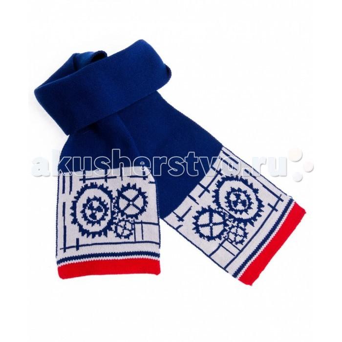 Варежки, перчатки и шарфы Чудо-Кроха Шарф для мальчика S-60 s s чудо заврик