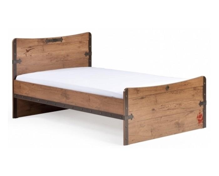 Купить Кровати для подростков, Подростковая кровать Cilek Black Pirate 100x200 см
