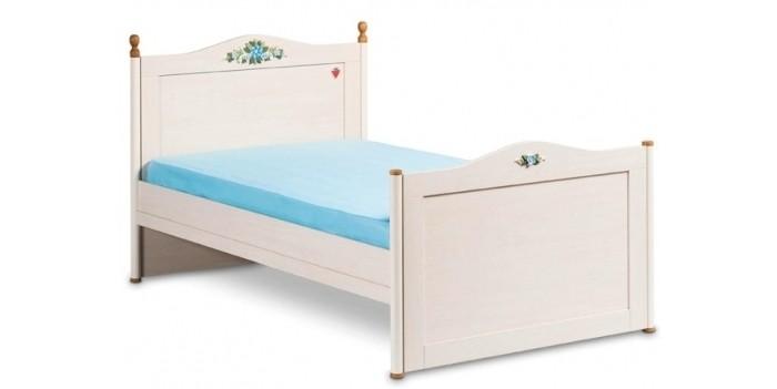 Купить Кровати для подростков, Подростковая кровать Cilek Flora 100x200 см
