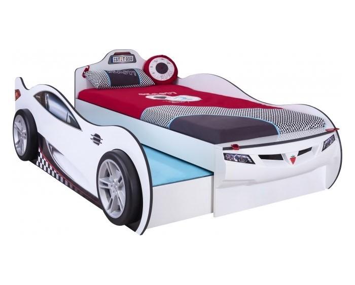 Подростковая кровать Cilek Coupe с выдвижным спальным местом