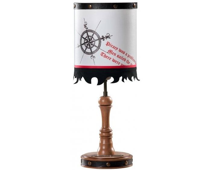 Светильники Cilek настольная лампа Black Pirate