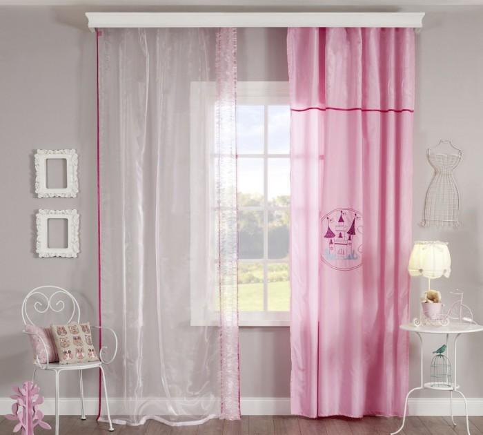 Купить Аксессуары для детской комнаты, Cilek Детский тюль Lovely Princess