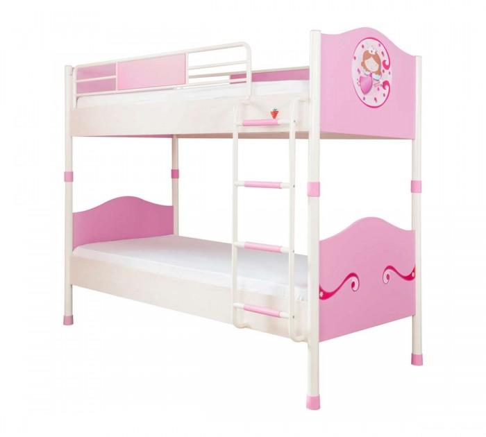 Купить Кровати для подростков, Подростковая кровать Cilek двухъярусная Princess