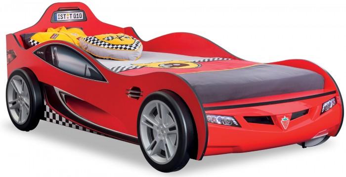 Кровати для подростков, Подростковая кровать Cilek Машина Racecup  - купить со скидкой