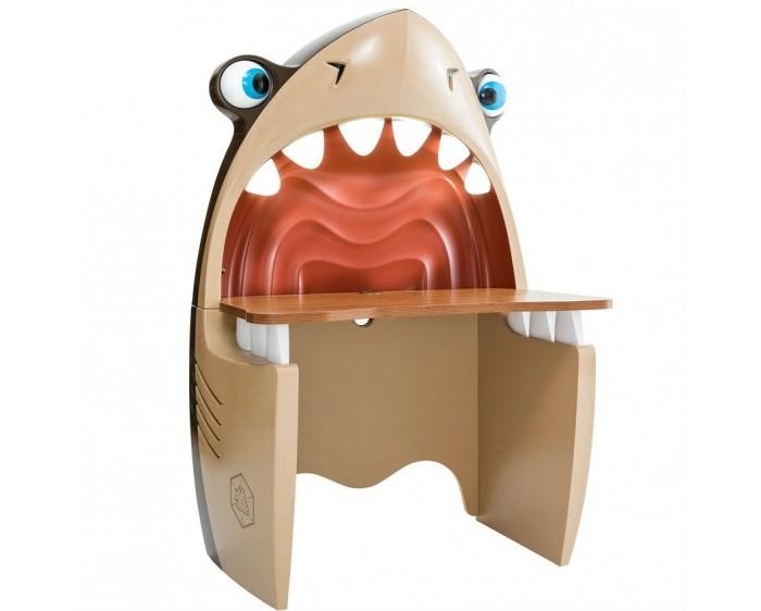 Детские столы и стулья Cilek Письменный стол Black Pirate акула