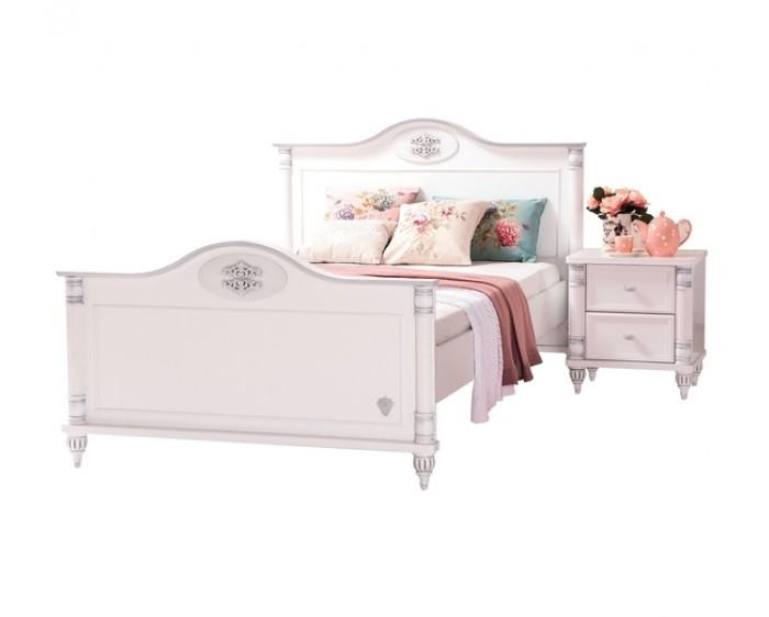 Подростковая кровать Cilek Romantic 120x200 см
