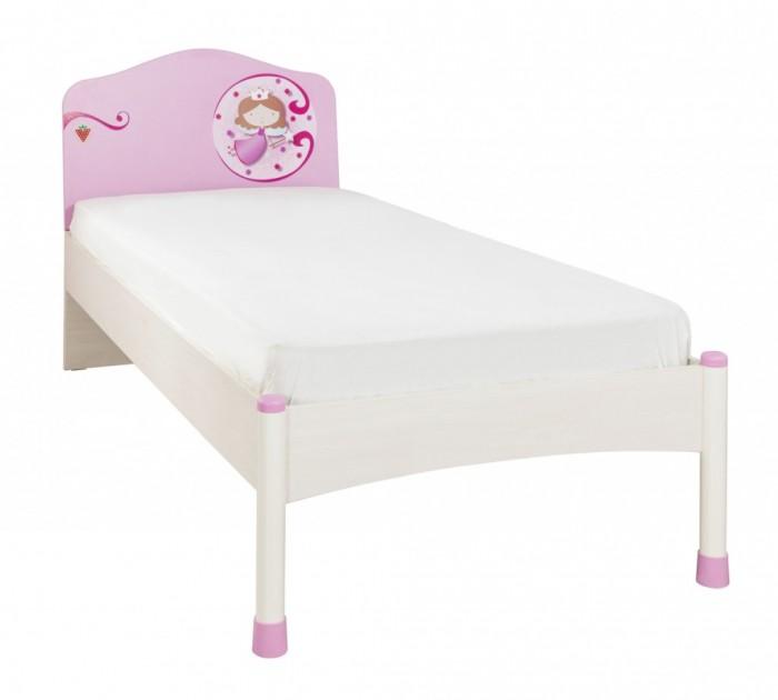 Купить Кровати для подростков, Подростковая кровать Cilek SL Princess