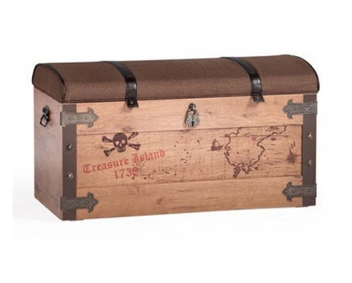 Купить Ящики для игрушек, Cilek Ящик комод для игрушек Black Pirate