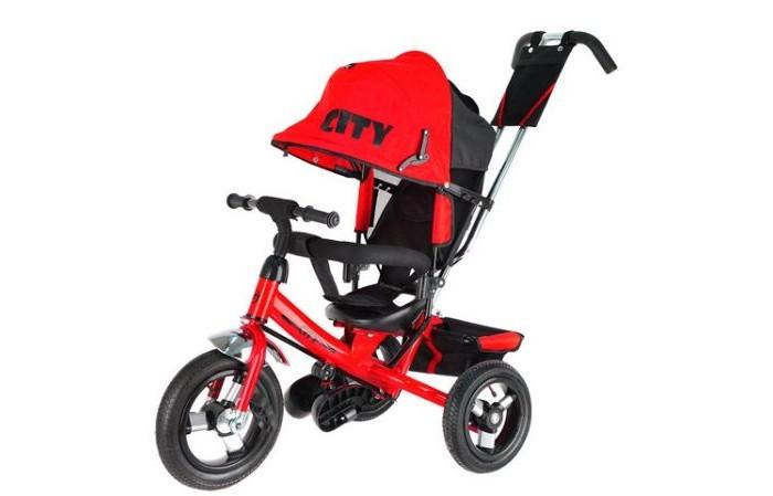 Купить Трехколесные велосипеды, Велосипед трехколесный City JD7 пластиковые колеса 10 /8