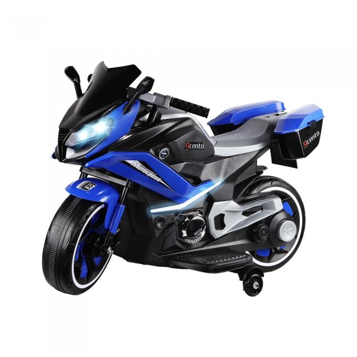 Электромобиль City Ride Мотоцикл CR005BL