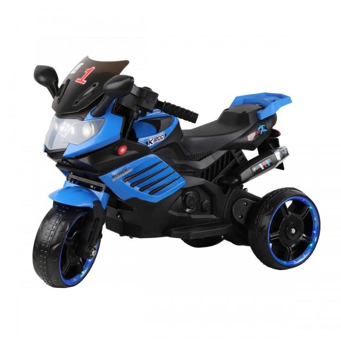 Электромобиль City Ride Мотоцикл на аккумуляторе 6V4Ah CR052