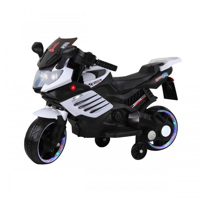 Электромобиль City Ride Мотоцикл на аккумуляторе 6V4Ah CR051