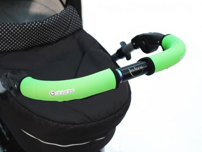аксессуары для колясок choopie чехлы citygrips на ручки для коляски трости Аксессуары для колясок Choopie Чехлы CityGrips на ручку для универсальной коляски длинные