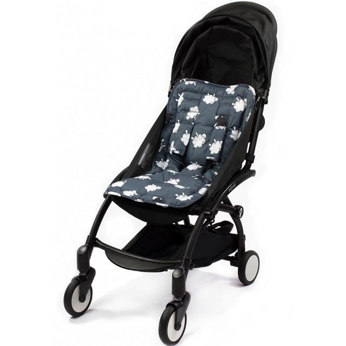 Детские коляски , Комплекты в коляску Choopie Матрасик для коляски с чехлами на ремни CityLiner арт: 114733 -  Комплекты в коляску