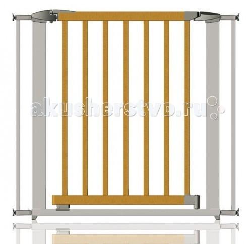 Clippasafe Ворота безопасности Swing Shut Gate 72,5-95 смВорота безопасности Swing Shut Gate 72,5-95 смВорота безопасности Clippasafe CL1300  Данные ворота безопасности рассчитаны на детей до 2-х лет. Будьте внимательны: дети старшего возраста могут перелезать через ворота. Ворота предназначены для установки в дверных проемах и на лестницах. Убедитесь, что поверхность, к которой Вы собираетесь крепить ворота, подходит для этих целей и имеет устойчивую структуру.  Легко устанавливается по принципу распорок, что делает возможным установить ворота без применения дрели, а так же порчи стен и дверных проемов. Высота: от высшей точки ворот до пола: 78 см  Артикул: CL130 Цвет: белый Материал: металл  Артикул: CL132 Материал: металл, дерево<br>