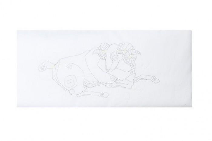 Постельные принадлежности , Постельное белье Cloud Factory Zodiac светится в темноте (3 предмета) арт: 439834 -  Постельное белье