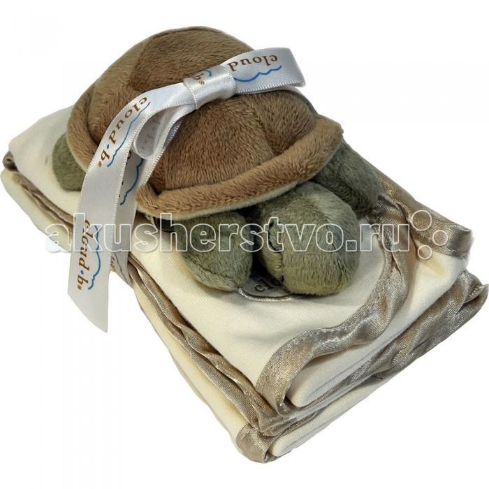 Постельные принадлежности , Текстильные салфетки Cloud b Набор подарочный в пакете арт: 158043 -  Текстильные салфетки