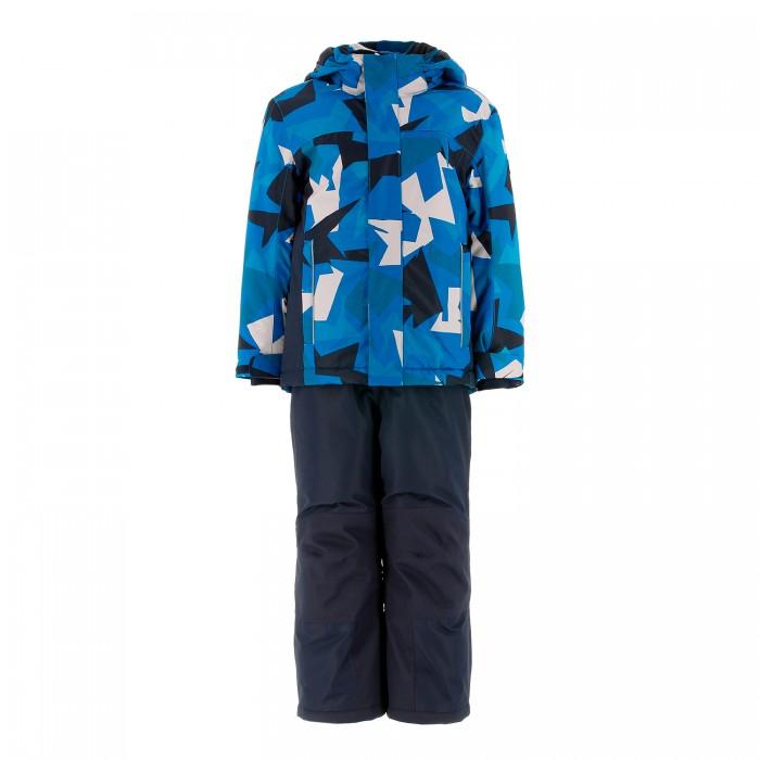 Утеплённые комплекты CMP Костюм для мальчика Boy snaps hood set 30W0942