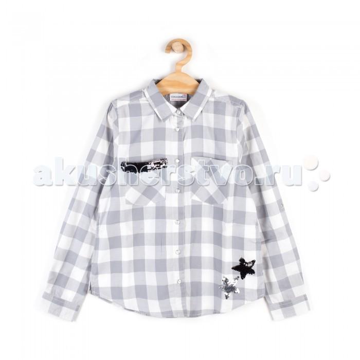 Блузки и рубашки Coccodrillo Блузка для девочки Magical блузки и рубашки